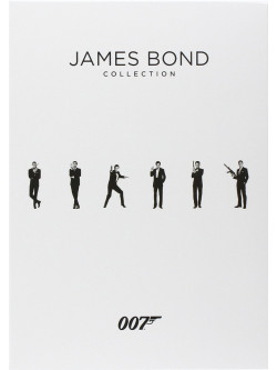 007 - James Bond Collection 2016 (24 Dvd)
