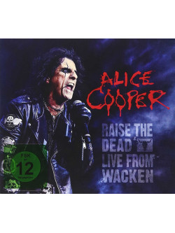 Alice Cooper - Raise The Dead (4 Blu-Ray)