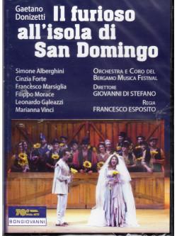 Donizetti - Il Furioso All'Isola Di San Domingo - Alberghini/Forte