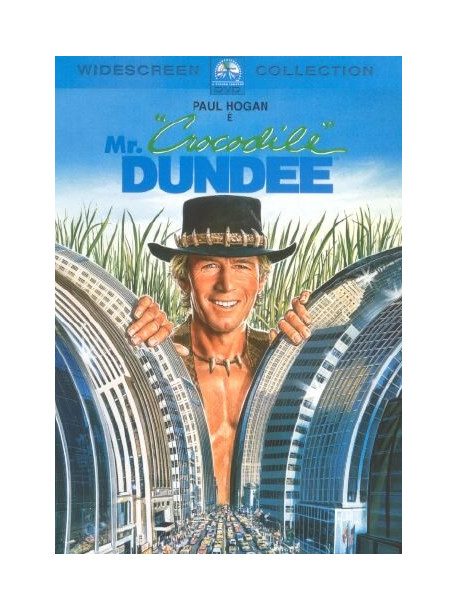 Mr. Crocodile Dundee