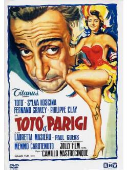 Toto' A Parigi