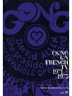 Gong - On French TV 1971-73