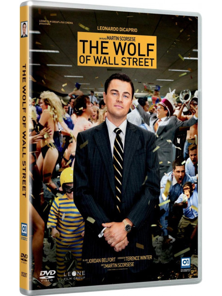 Wolf Of Wall Street (T...