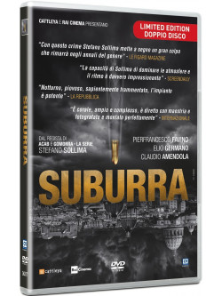 Suburra (Ltd Ed) (2 Dvd)