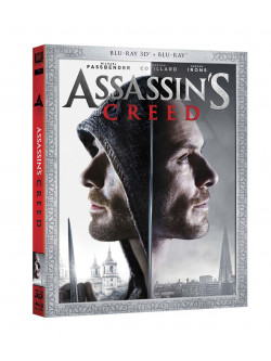Assassin'S Creed (Blu-Ray 3D+Blu-Ray)