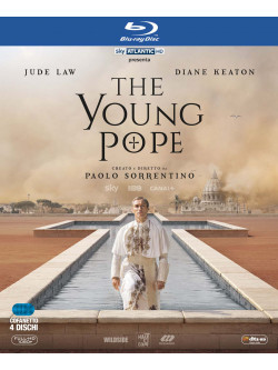 Young Pope (The) (4 Blu-Ray)