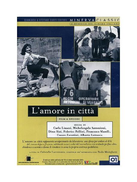 Amore In Citta' (L')