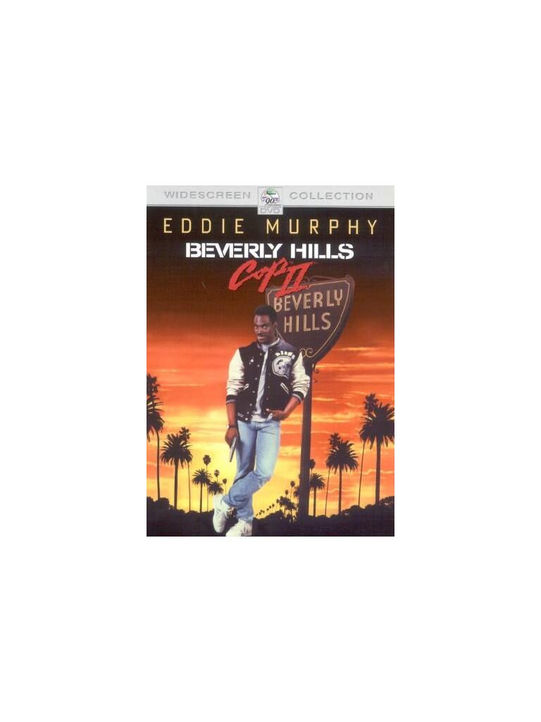 beverly hills cop 2 dvdit