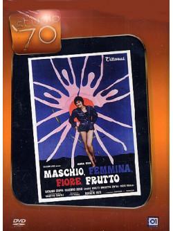 Maschio Femmina Fiore Frutto