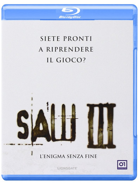 Saw 3 - L'Enigma Senza Fine