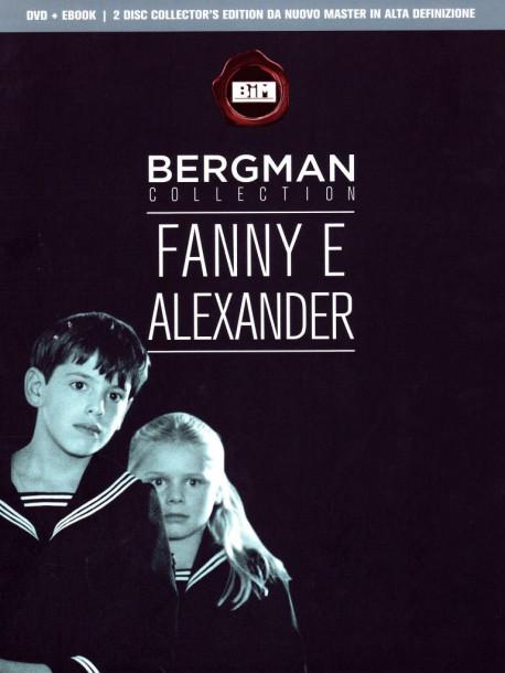 Fanny & Alexander (2 Dvd+E-Book)