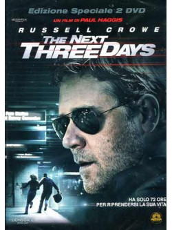 Next Three Days (The) (SE) (2 Dvd)