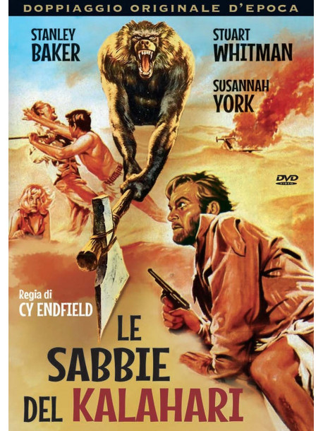 Sabbie Del Kalahari (Le)