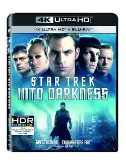 Star Trek - Into Darkness (Blu-Ray 4K Ultra HD+Blu-Ray)