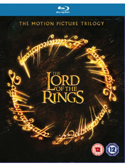 Lord Of The Rings Trilogy (The) (6 Blu-Ray) [Edizione: Regno Unito]