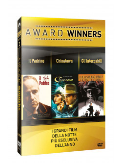 Padrino (Il) / Chinatown / Intoccabili (Gli) - Oscar Collection (3 Dvd)