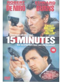 15 Minutes [Edizione: Regno Unito]