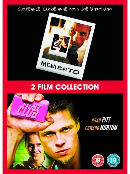Fight Club / Memento (2 Dvd) [Edizione: Regno Unito]