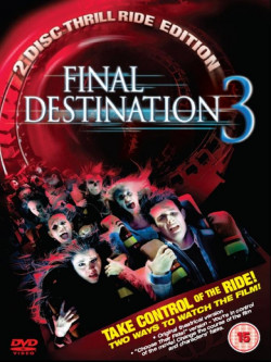 Final Destination 3 (Thrill Ride Edition) (2 Dvd) [Edizione: Regno Unito]