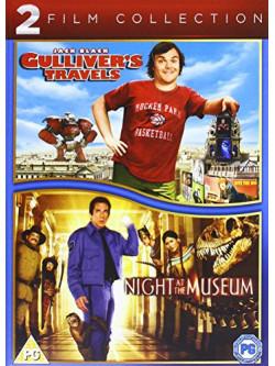 Gulliver's Travels / Night At The Museum (2 Dvd) [Edizione: Regno Unito]