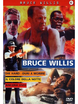 Bruce Willis Cofanetto (3 Dvd)