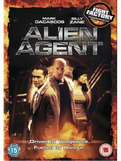 Alien Agent [Edizione: Regno Unito]