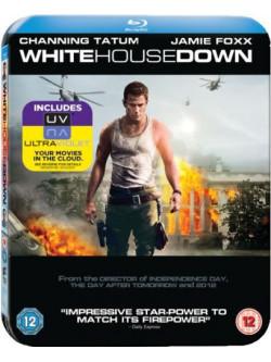 White House Down (2 Blu-Ray) [Edizione: Regno Unito]