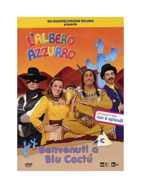 Albero Azzurro (L') - Benvenuti A Blu Cactu'