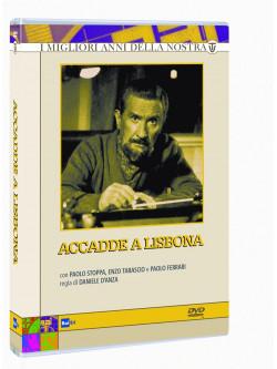Accadde A Lisbona (2 Dvd)