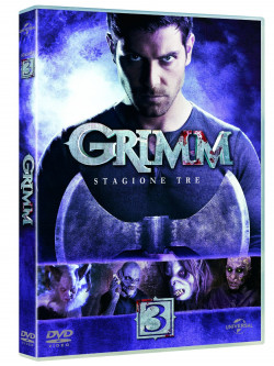 Grimm - Stagione 03 (6 Dvd)