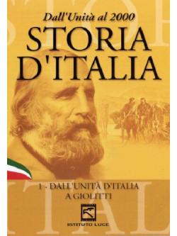 Storia D'Italia 01 - Dall'Unita' A Giolitti (1861-1913)