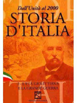 Storia D'Italia 02 - L'Eta' Giolittiana E La Grande Guerra (1903-18)