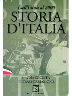 Storia D'Italia 09 - Una Societa' In Trasformazione