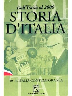 Storia D'Italia 10 - L'Italia Contemporanea