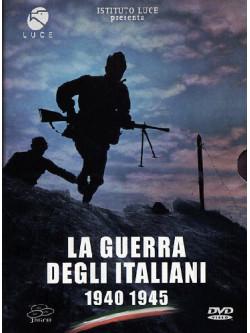 Guerra Degli Italiani (La) (3 Dvd)