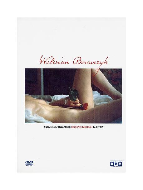 Walerian Borowczyk Collection (3 Dvd+Libro)