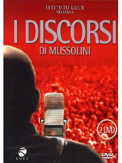 Discorsi Di Mussolini (I) (2 Dvd)