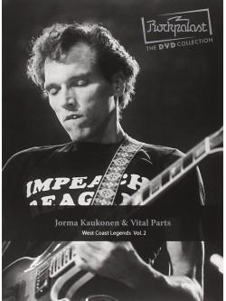 Jorma Kaukonen & Vital Parts - Rockpalast