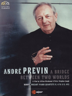 Andre' Previn - A Bridge Between Two Worlds