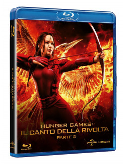 Hunger Games - Il Canto Della Rivolta - Parte 2