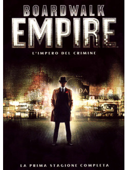 Boardwalk Empire - Stagione 01 (5 Dvd)