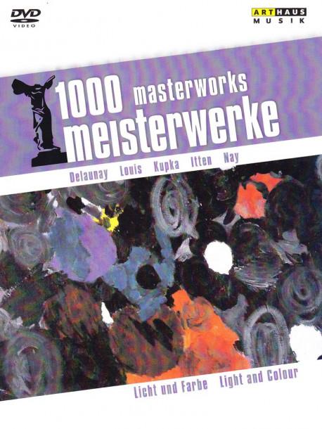 1000 Meisterwerke - Licht Und Farbe
