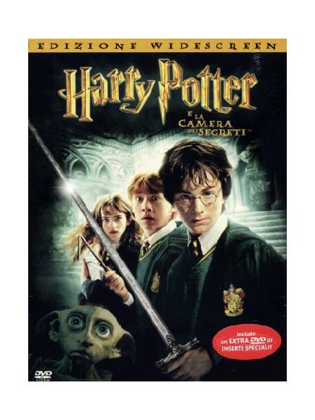 Harry Potter E La Camera Dei Segreti (SE) (2 Dvd)