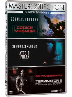 Arnold Schwarzenegger Master Collection (3 Dvd)