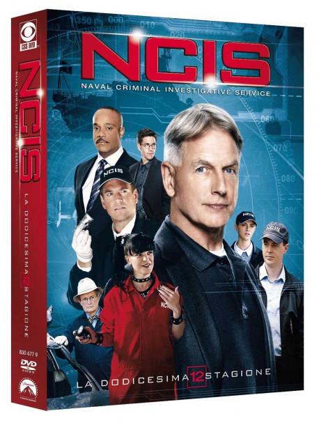 Ncis - Stagione 12 (6 Dvd)