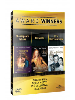 Shakespeare In Love / Elizabeth / Eta' Dell'Innocenza (L') - Oscar Collection (3 Dvd)