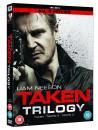Taken/Taken 2/Taken 3 (3 Dvd) [Edizione: Regno Unito]