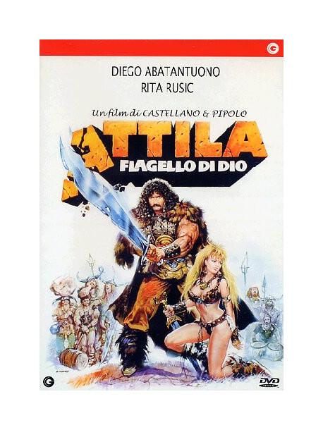 Attila Flagello Di Dio