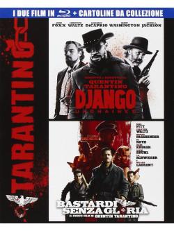 Quentin Tarantino Boxset (Ltd CE) (2 Blu-Ray+Cartoline Da Collezione)