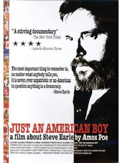 Steve Earle - Just An American Boy